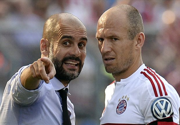 RUMOURS: Guardiola BANNED from signing Bayern players for Man City