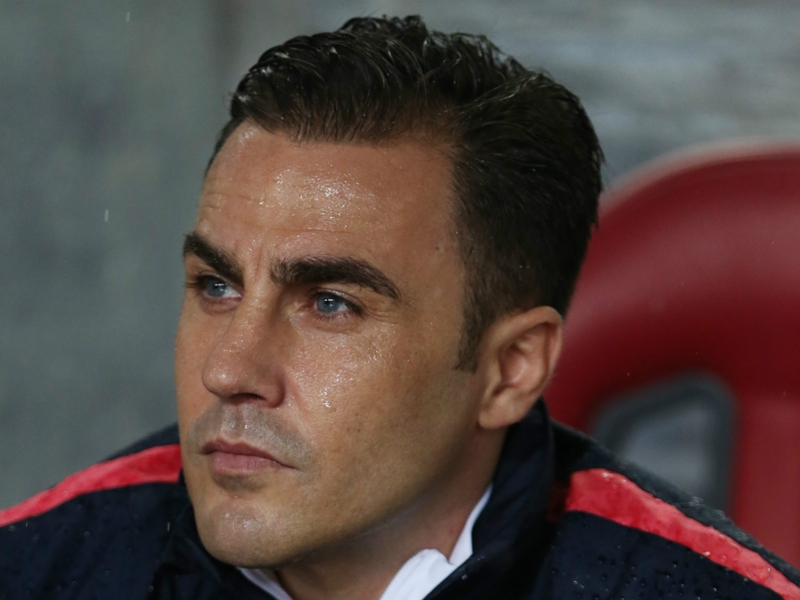 Italians do it better: Cannavaro vince il campionato in Cina
