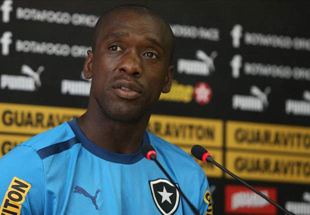 Botafogo coach laughs off losing Seedorf