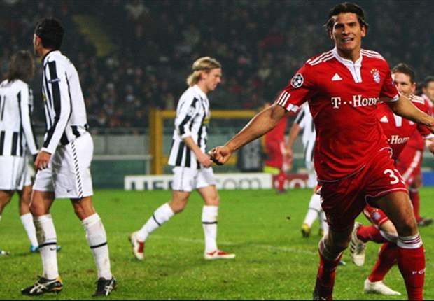 Bayern, Juventus y una lucha de gigantes