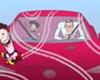 La viñeta de Goal: Lionel Messi le 'roba' el coche a Cristiano Ronaldo