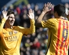 Messi ends wait for La Liga award