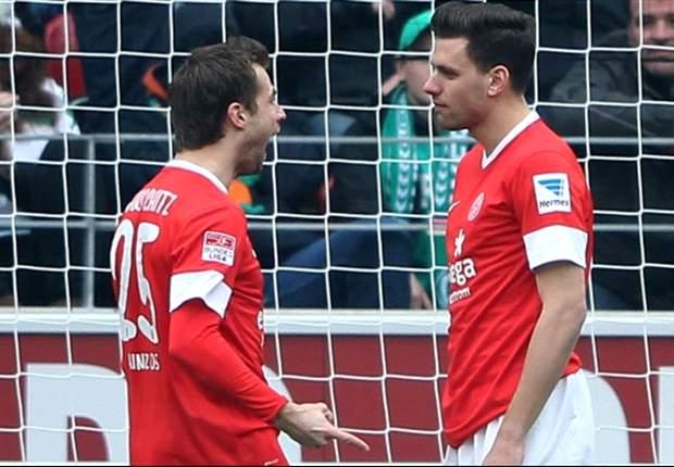 Werder Bremen holt nach miserabler erster Hälfte einen Punkt bei Mainz 05