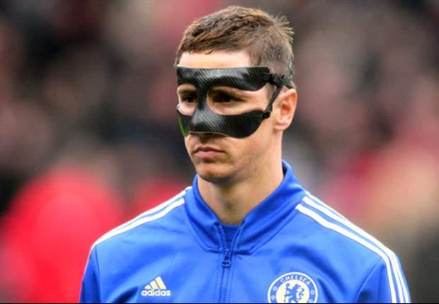 Fernando Torres Tak Nyaman Gunakan Topeng