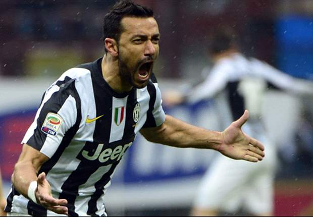 Quagliarella 'perfectly relaxed' about Juventus striker rotation