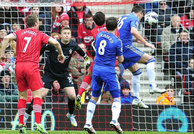 Laporan Pertandingan: Southampton 2-1 Chelsea