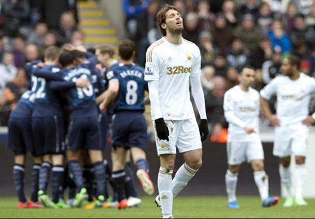 Swansea striker Michu to miss final three games of season, confirms Laudrup