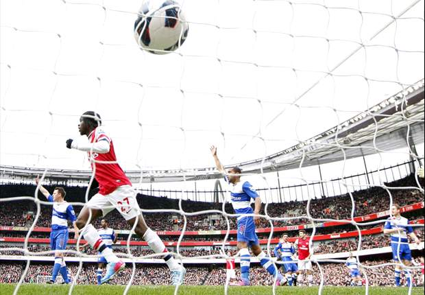 Laporan Pertandingan: Arsenal 4-1 Reading