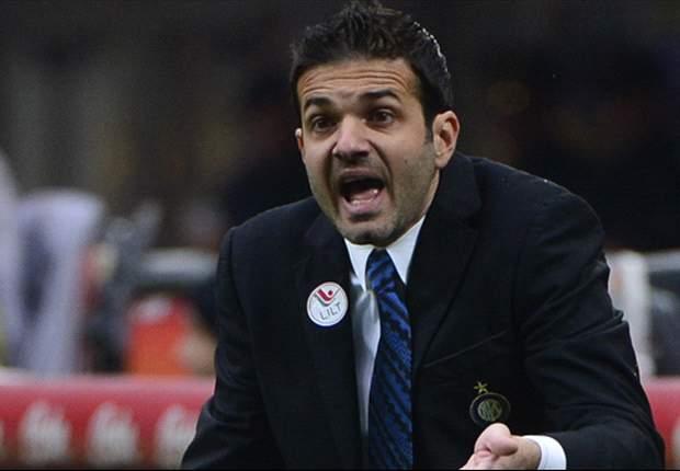 Andrea Stramaccioni Bertekad Lukai AS Roma