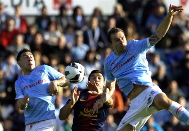 Los cuatro grandes de España no pasan del empate