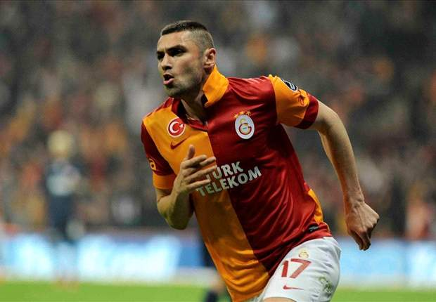 Burak Yilmaz: I am not like Cristiano Ronaldo