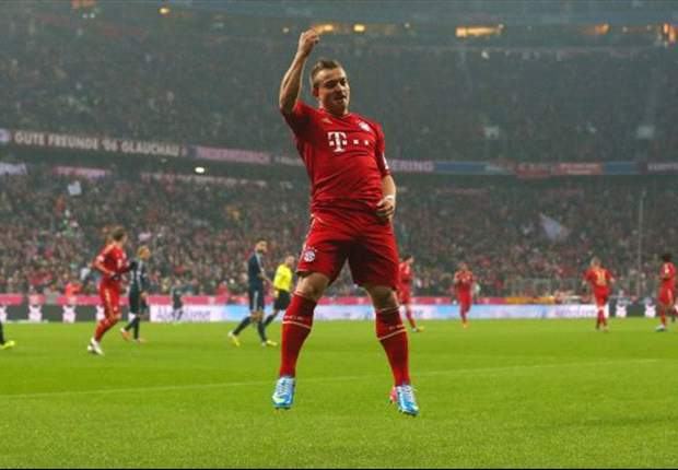 Shaqiri: Bayern want to become as dominant as Barcelona