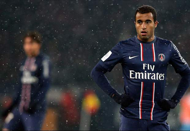 PSG 'sad' after Coupe de France exit, says Lucas