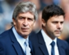 Manchester City v Tottenham Preview: Pellegrini, Pochettino play down pivotal clash