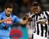 'Pogba, Higuain to settle Juve v Napoli'