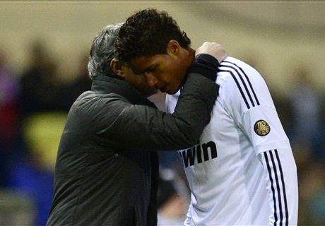 No Man Utd move for Varane