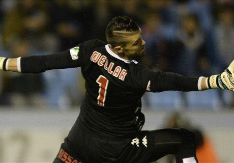 Sporting 2-2 R. Vallecano: Calificaciones