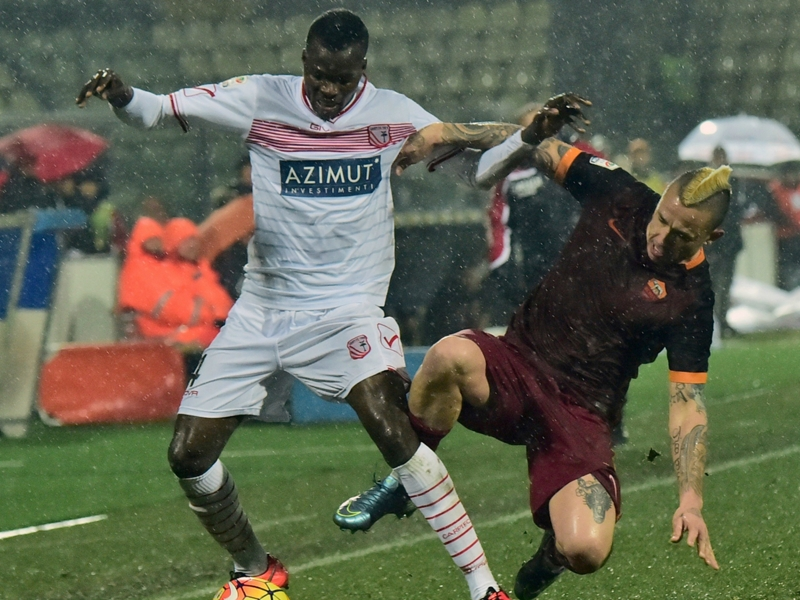 Carpi - AS Roma 1-3, la Roma s'impose avant le Real Madrid
