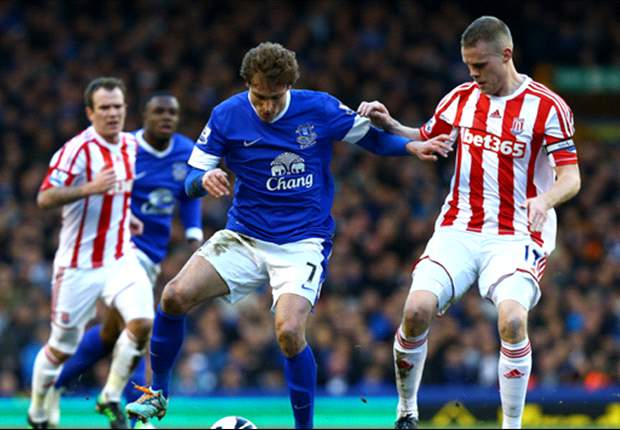 Pulis feels Stoke deserved more from Everton defeat