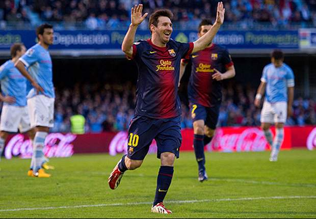 Messi insists Liga goal streak is unimportant