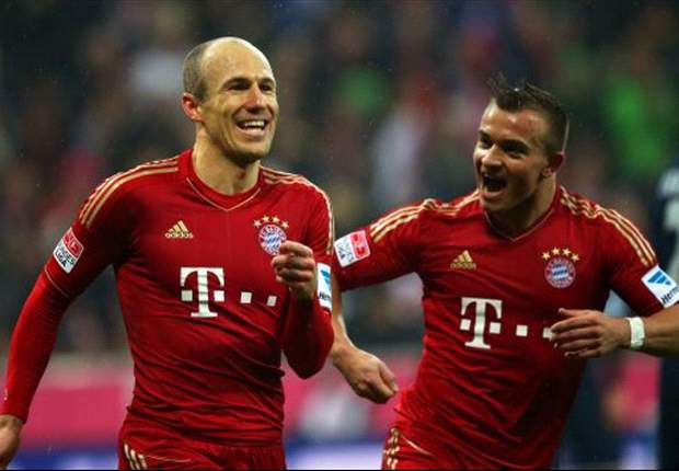 Robben: Bayern will challenge Barcelona & Madrid for Champions League glory