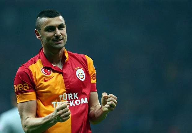 Atletico Madrid interest in Galatasaray's Burak Yilmaz, says agent