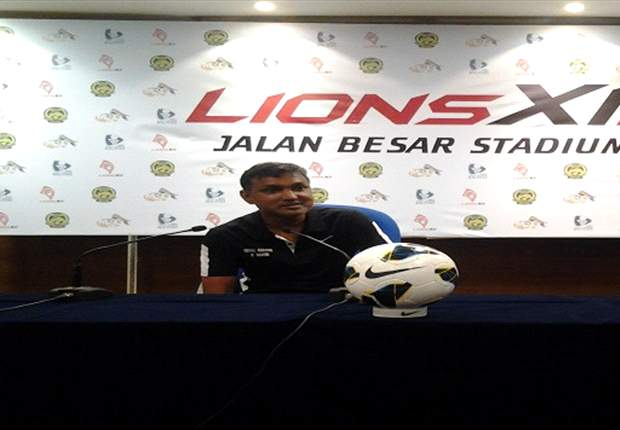 Sundram was a happy man after watching his LionsXII side go top of the table
