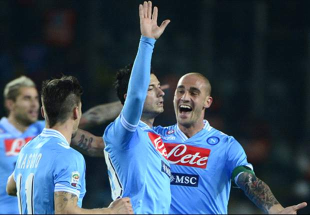 Serie A Team of the Week: Dzemaili is Napoli's magic man