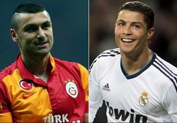 'Facing Ronaldo is an incomparable sensation' - Burak