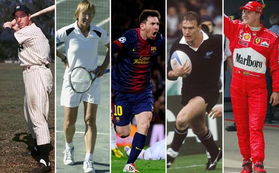 A Messi el fútbol ya le queda chico