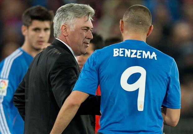 RUMOURS: Ancelotti wants Benzema & James at Bayern Munich
