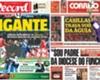 Ora Bolas: Jornais se rendem ao 'gigante' e 'santo' Casillas