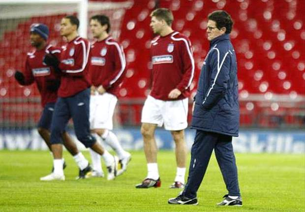 International Friendly Preview: England - Slovakia
