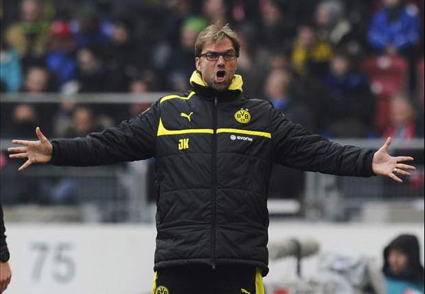 Klopp: Dortmund must improve finishing