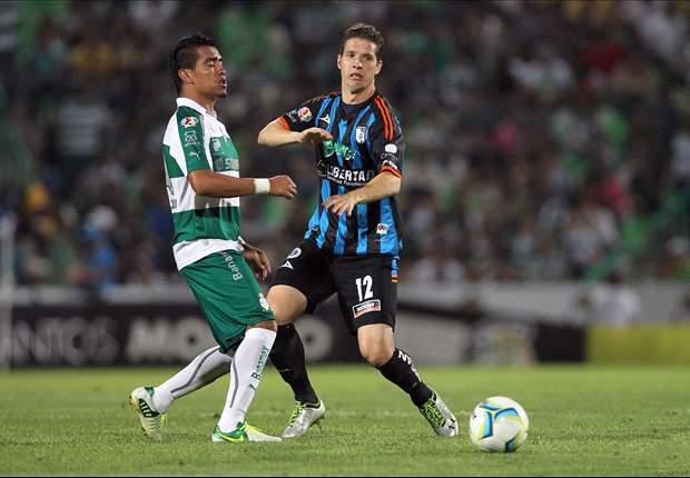 Liga Bancomer Mx: Santos vs Querétaro | Duelo inédito en liguilla