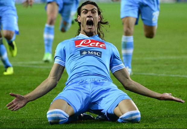 Cavani targets Champions League return with Napoli