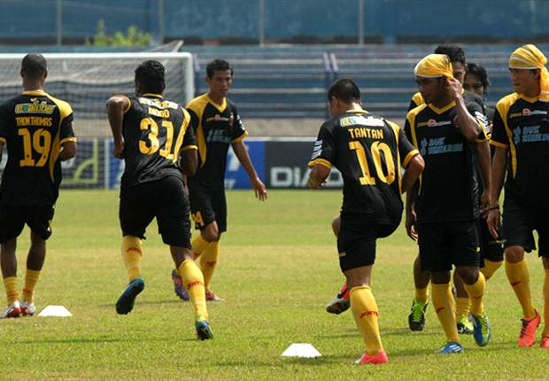 Jarot kembali ke Sriwijaya FC dengan status pinjaman