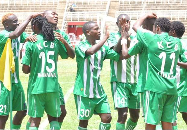 KCB 2-0 Ulinzi Stars: Bankers shoot down soldiers to move top of summit