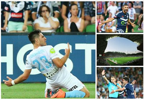 COMMENT: Melbourne Derby comes of age
