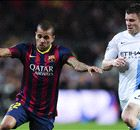 Dani Alves: Milner my toughest rival