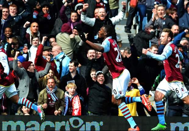 Agen: Christian Benteke Bahagia Di Aston Villa