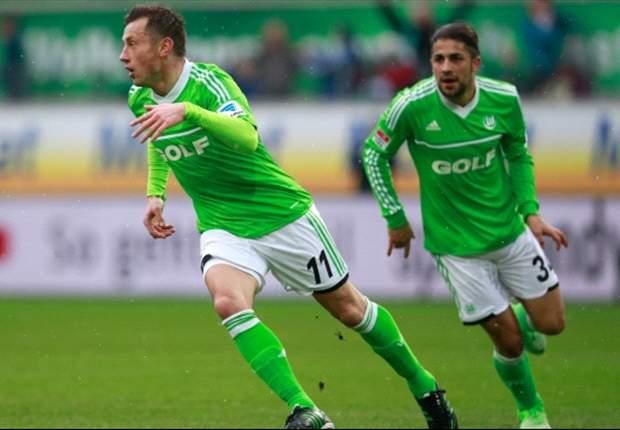 Die Wölfe um Goalgetter Ivica Olic wollen auch in Freiburg drei Punkte bejubeln.