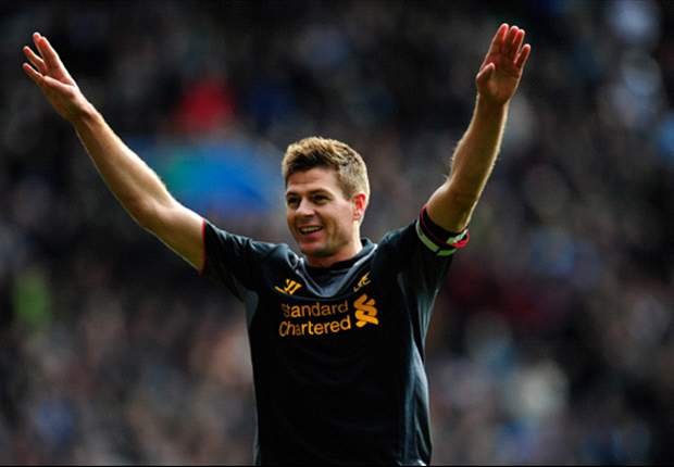 Gerrard signs Liverpool contract extension