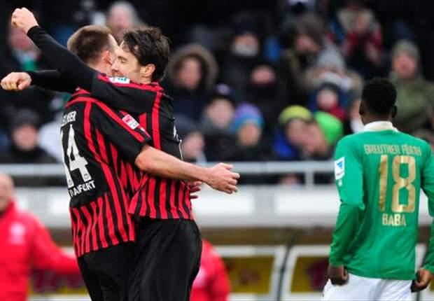 Neues Saisonziel: Eintracht Frankfurt will nach Europa