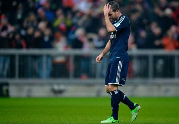 Van der Vaart: I'm not playing well