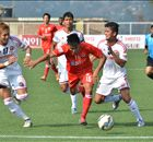 North-eastern derby ends in a stalemate