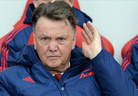 LVG: Europa League now Man Utd's priority