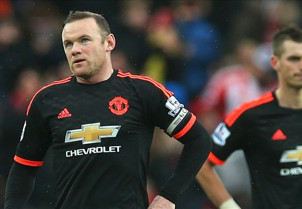 Rooney: Top four now difficult for Man Utd