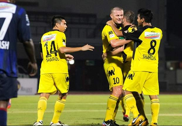 Review S-League Maret 2013