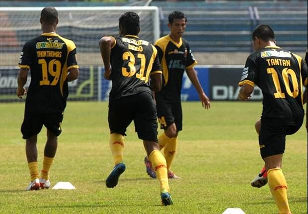 Jamu Persela, Sriwijaya FC Siapkan Kiper Ketiga Sebagai Starter